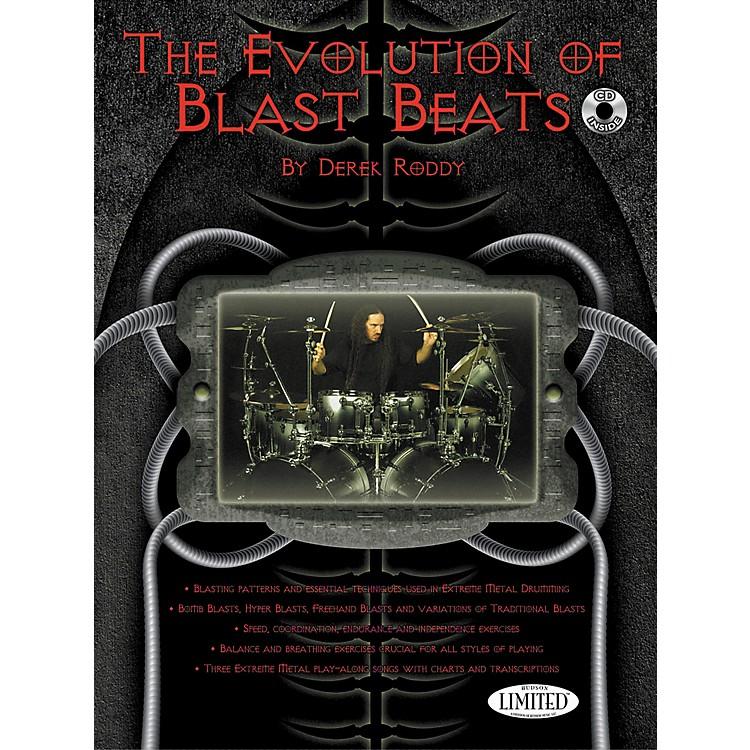 Hudson MusicThe Evolution Of Blast Beats By Derek Roddy (Book/CD)