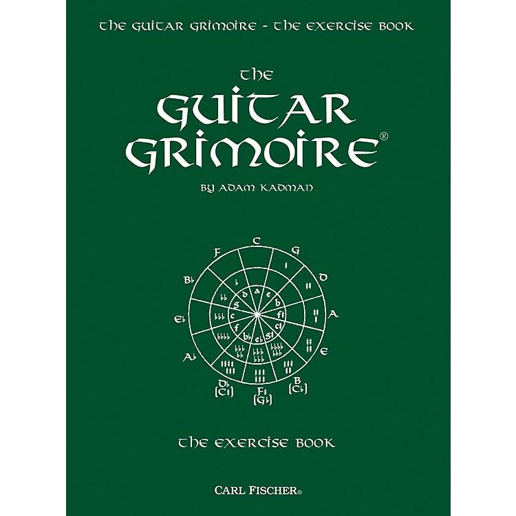 Carl FischerThe Exercise Book for Guitar