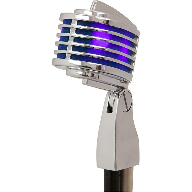 Heil Sound The Fin Dynamic Microphone White Blue