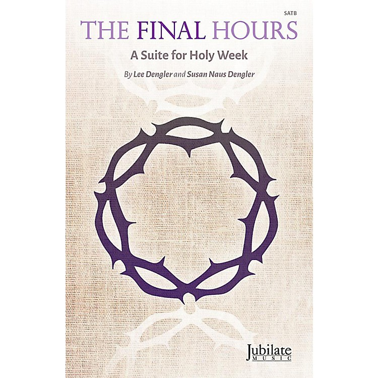 AlfredThe Final Hours - Preview Pack (SATB Choral Score & Listening CD)