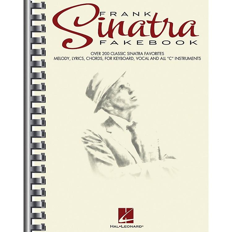 Hal LeonardThe Frank Sinatra Fake Book