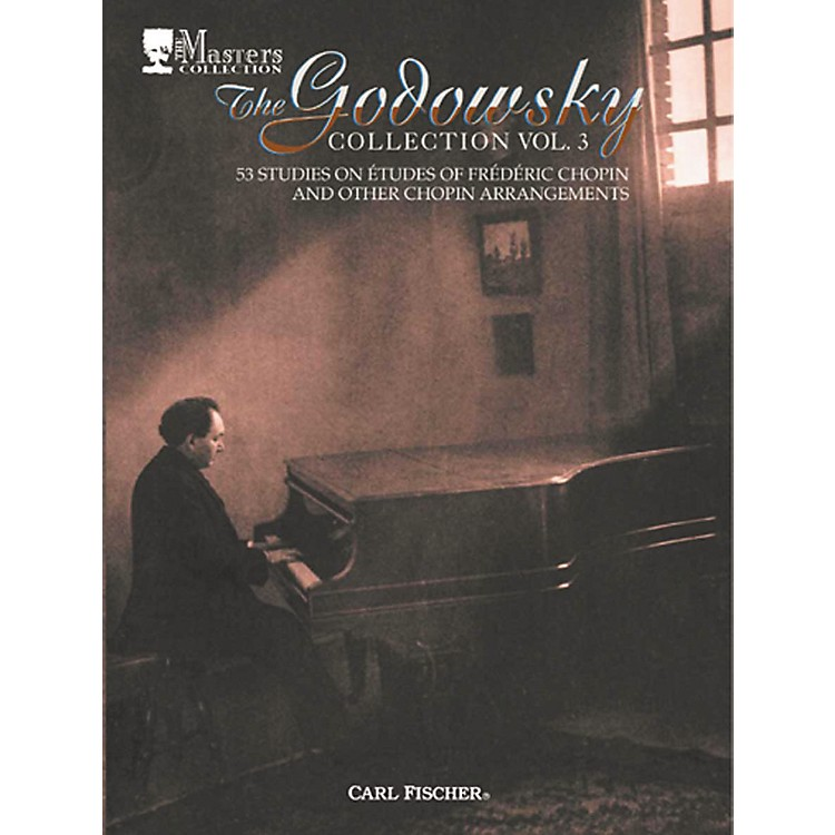 Carl FischerThe Godowsky Collection Vol. 3