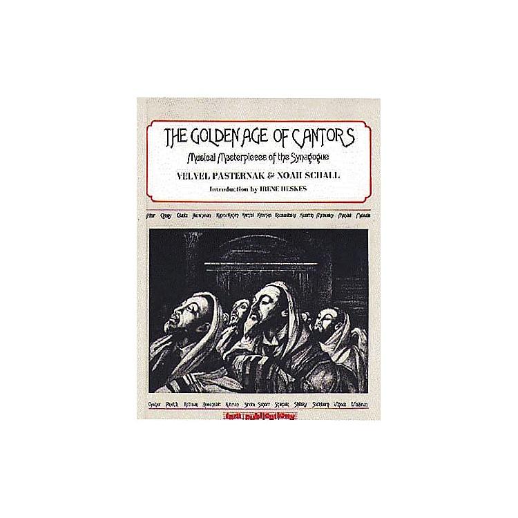 Tara PublicationsThe Golden Age of Cantors Book
