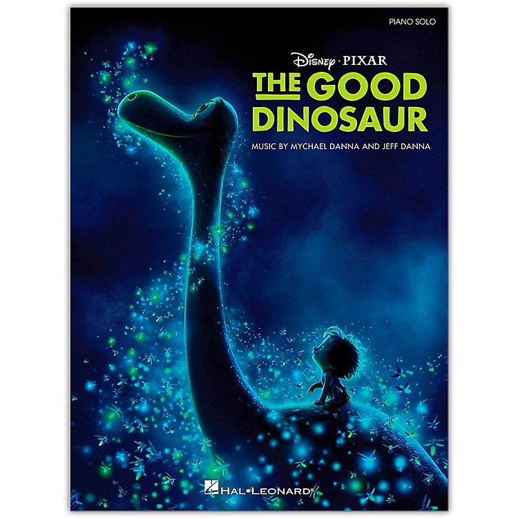 Hal Leonard The Good Dinosaur - Music From The Motion Picture Soundtrack for Piano Solo