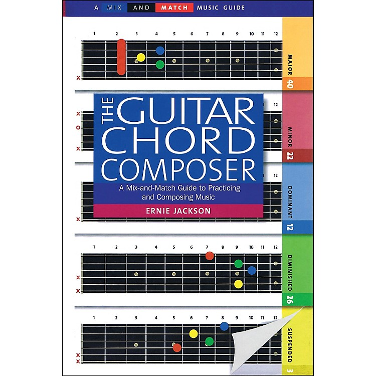 Hal Leonard The Guitar Chord Composer
