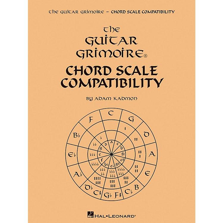 Hal LeonardThe Guitar Grimoire - Chord Scale Compatibility