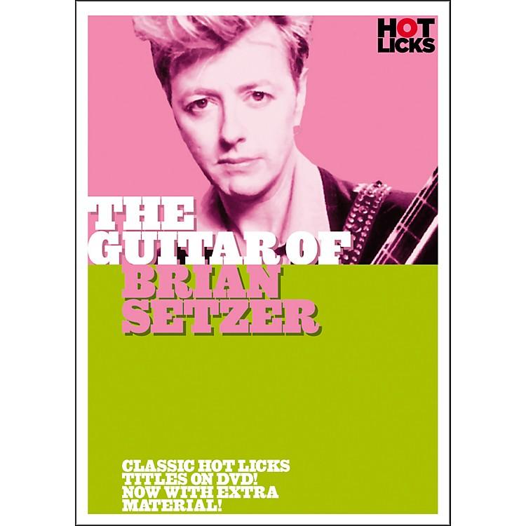 Hot LicksThe Guitar of Brian Setzer (DVD)