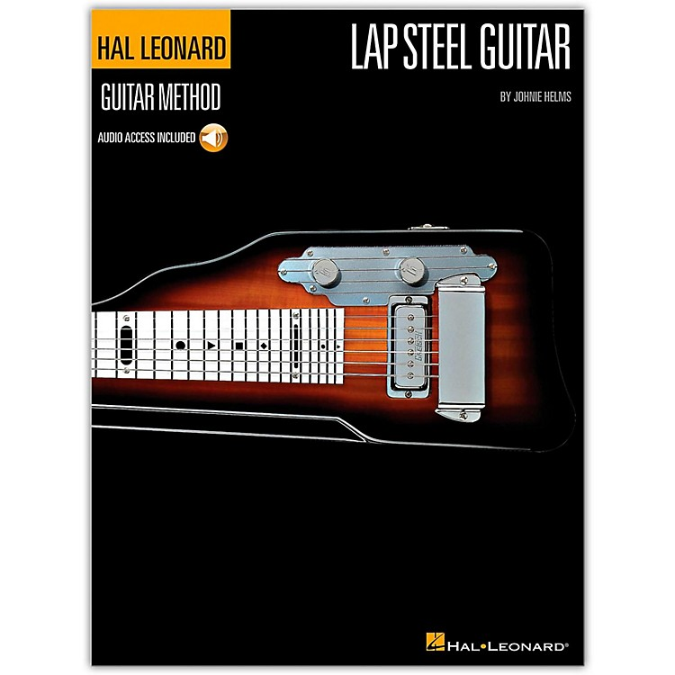 Hal Leonard The Hal Leonard Lap Steel Guitar Method - Book/CD