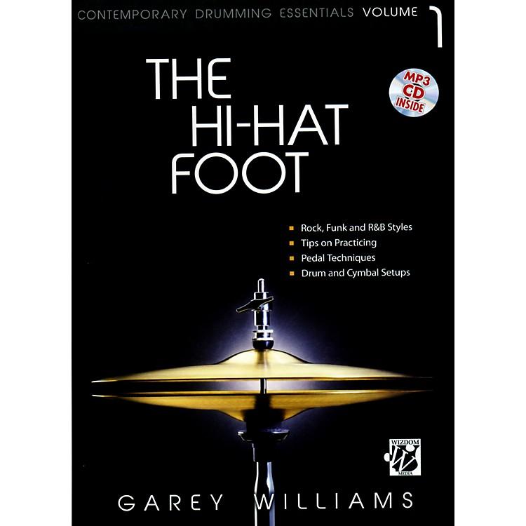 AlfredThe Hi-Hat Foot Book & MP3 CD