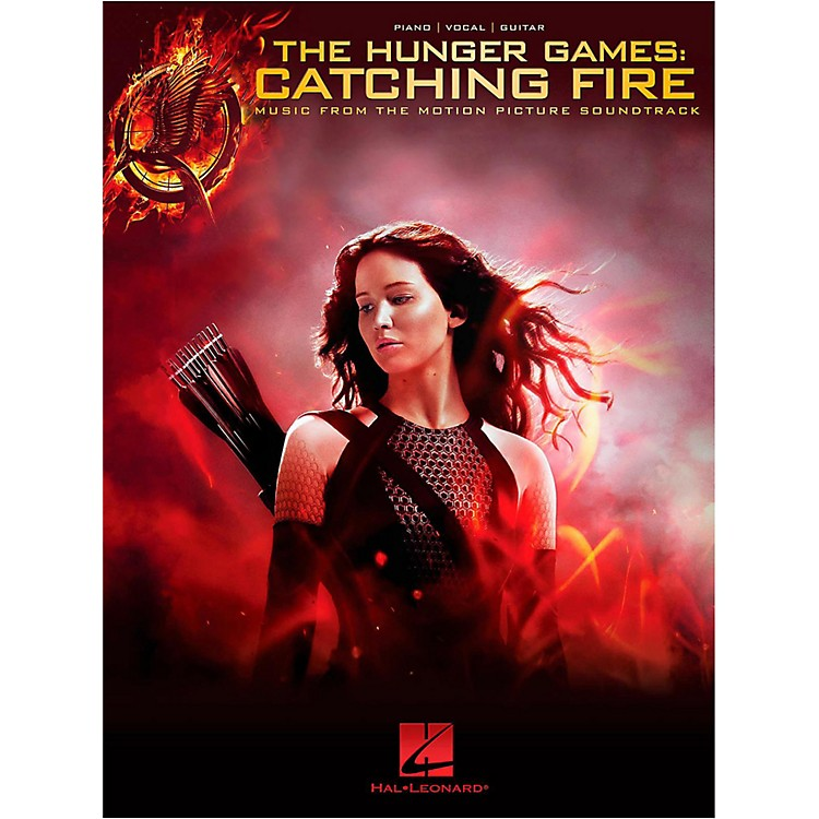Hal LeonardThe Hunger Games : Catching Fire - Music From The Motion Picture Soundtrack for Piano/Vocal/Guitar