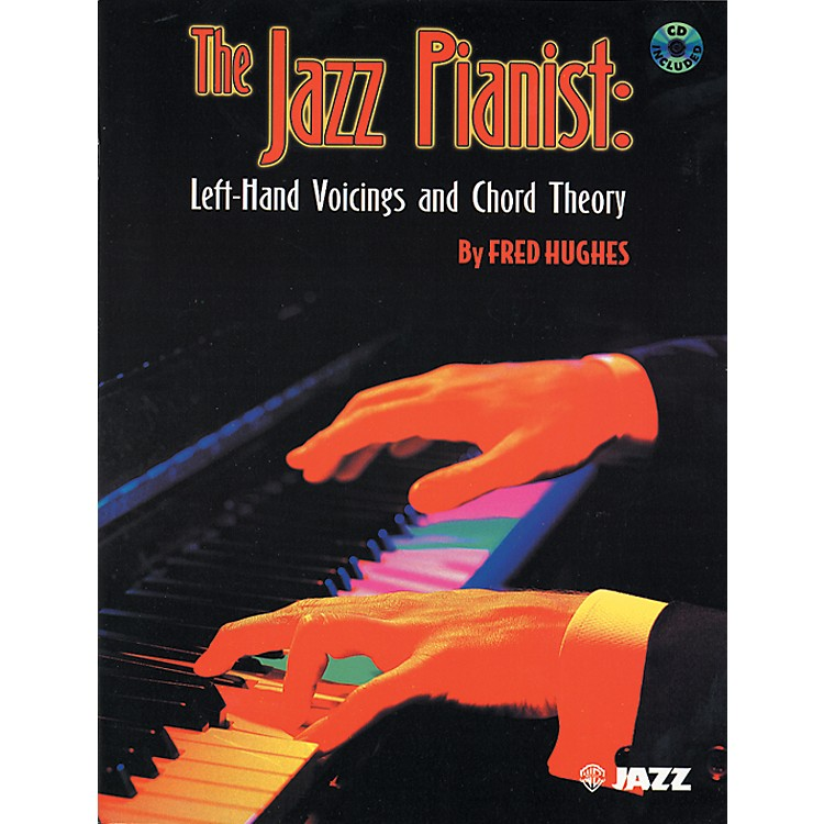 AlfredThe Jazz Pianist Left Hand Voicings and Chord Theory Book & CD