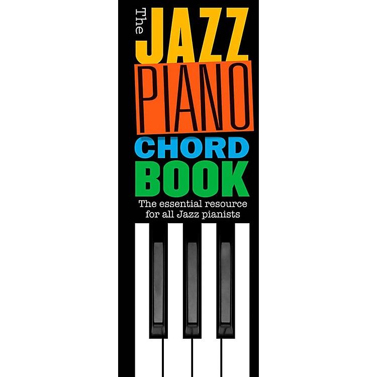 Music SalesThe Jazz Piano Chord Book