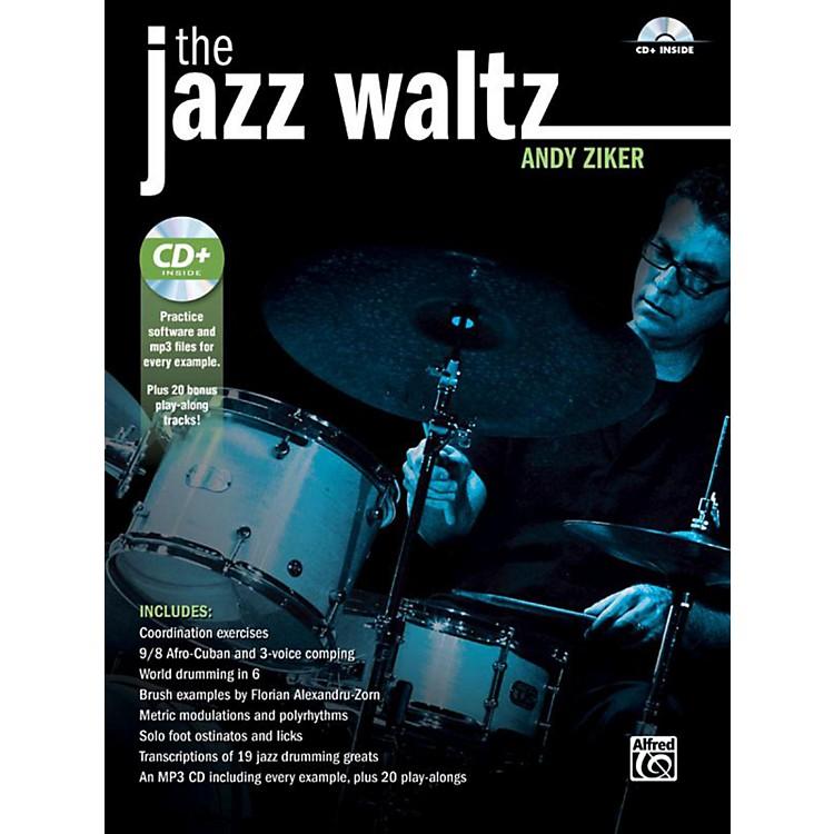 AlfredThe Jazz Waltz by Andy Ziker Drum Book & CD