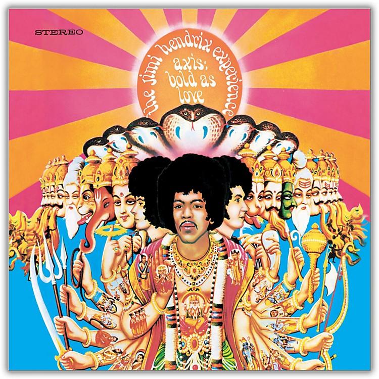 SonyThe Jimi Hendrix Experience - Axis: Bold As Love Vinyl LP