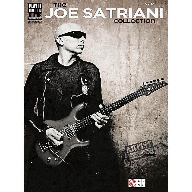 Cherry LaneThe Joe Satriani Collection Guitar Tab Songbook