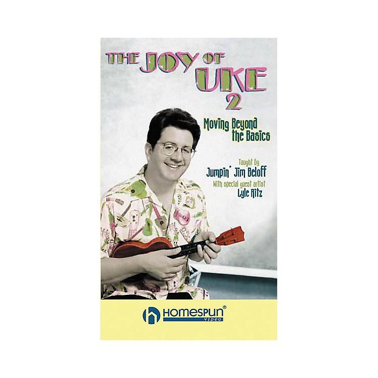 HomespunThe Joy of Uke - Volume 2 (VHS)