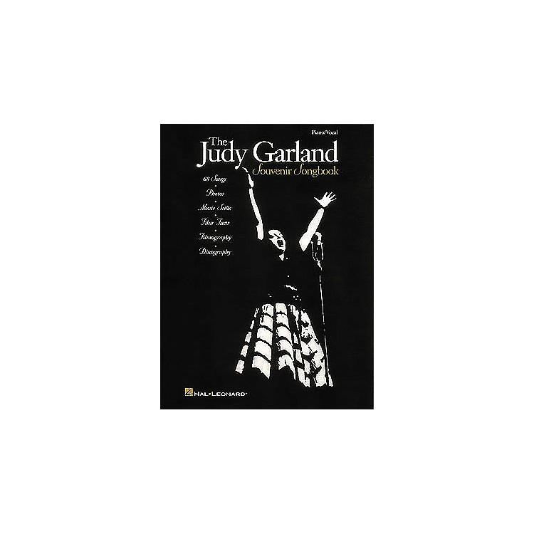 Hal LeonardThe Judy Garland Souvenir Piano, Vocal, Guitar Songbook