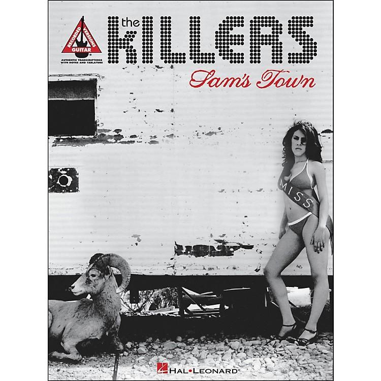 Hal LeonardThe Killers - Sam's Town Tab Book