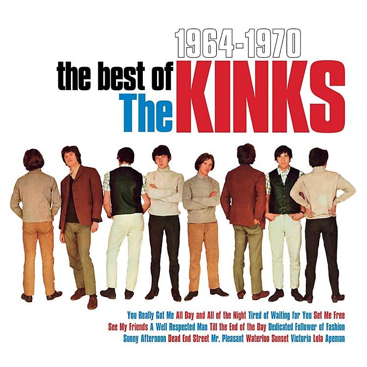 WEAThe Kinks - Best Of The Kinks 64-70 [LP]