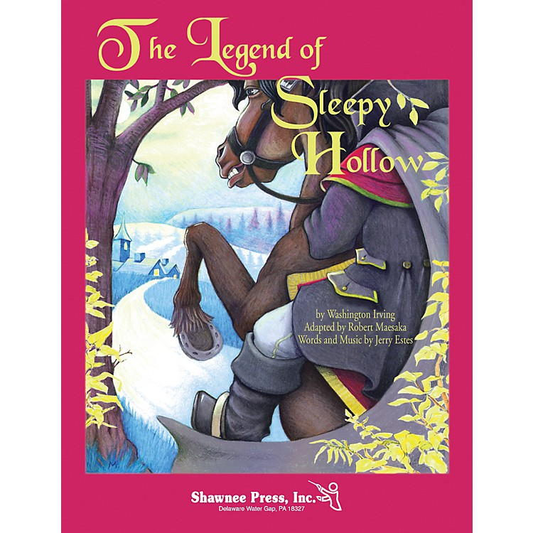 Shawnee Press The Legend of Sleepy Hollow Perform/Pack