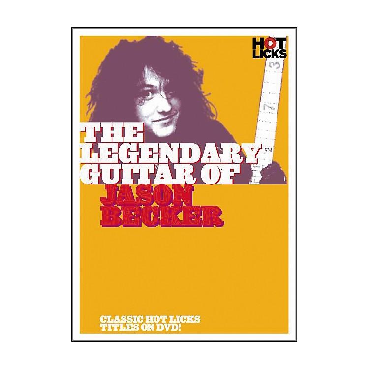 Hot LicksThe Legendary Guitar of Jason Becker DVD