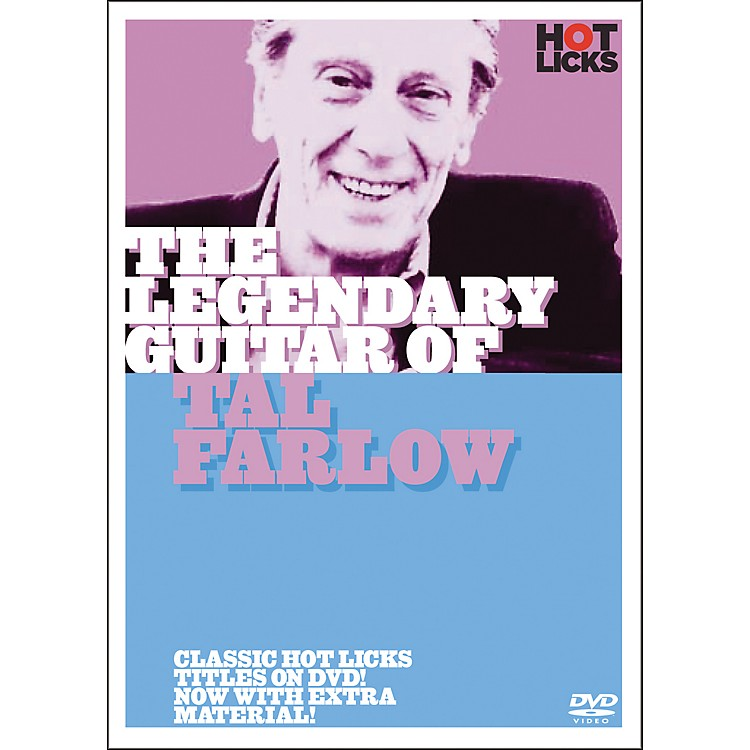 Hot LicksThe Legendary Guitar of Tal Farlow DVD