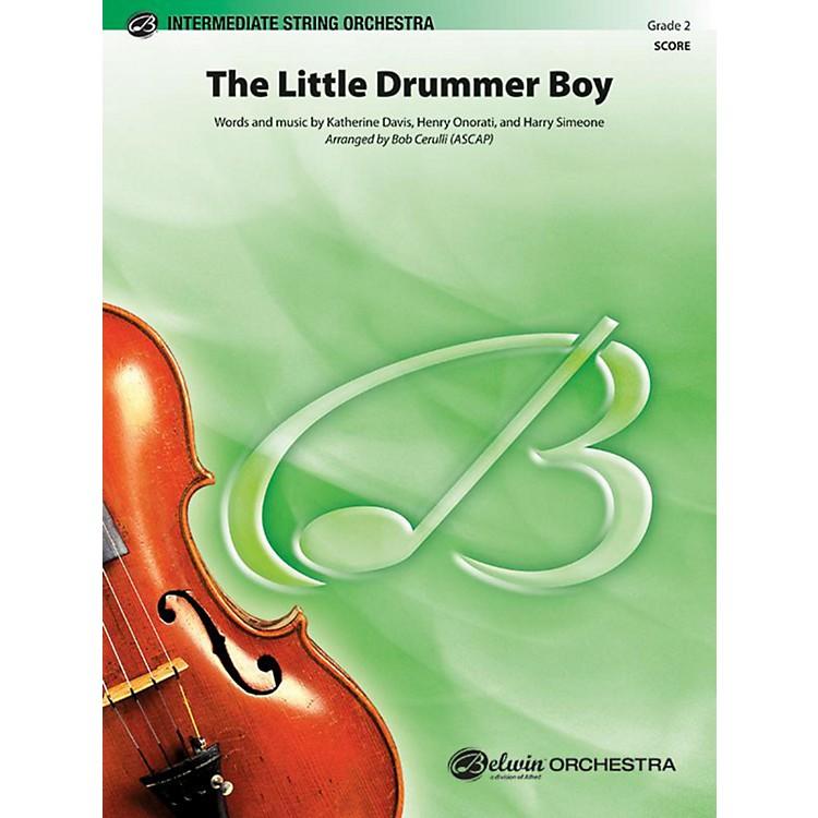 BELWINThe Little Drummer Boy Grade 2