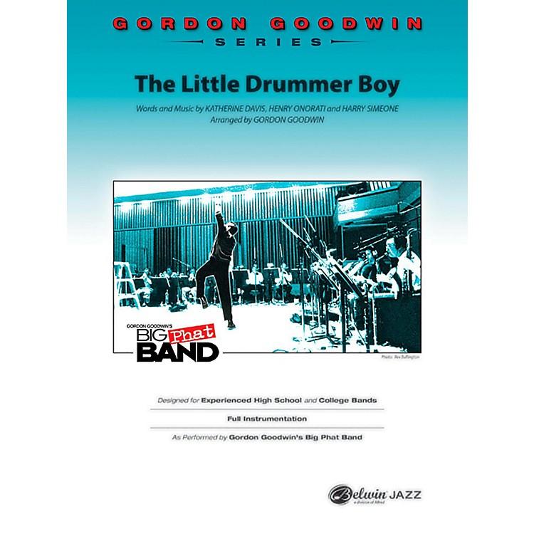 BELWINThe Little Drummer Boy Jazz Ensemble Grade 6 (Professional / Very Advanced)