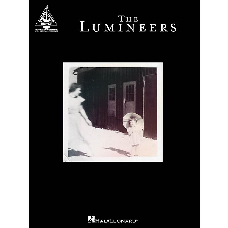 Hal LeonardThe Lumineers Guitar Tab Songbook