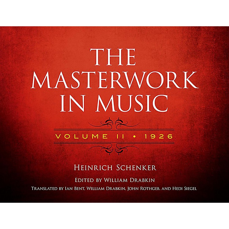 Alfred The Masterwork in Music, Volume II 1926 - Volume II 1926
