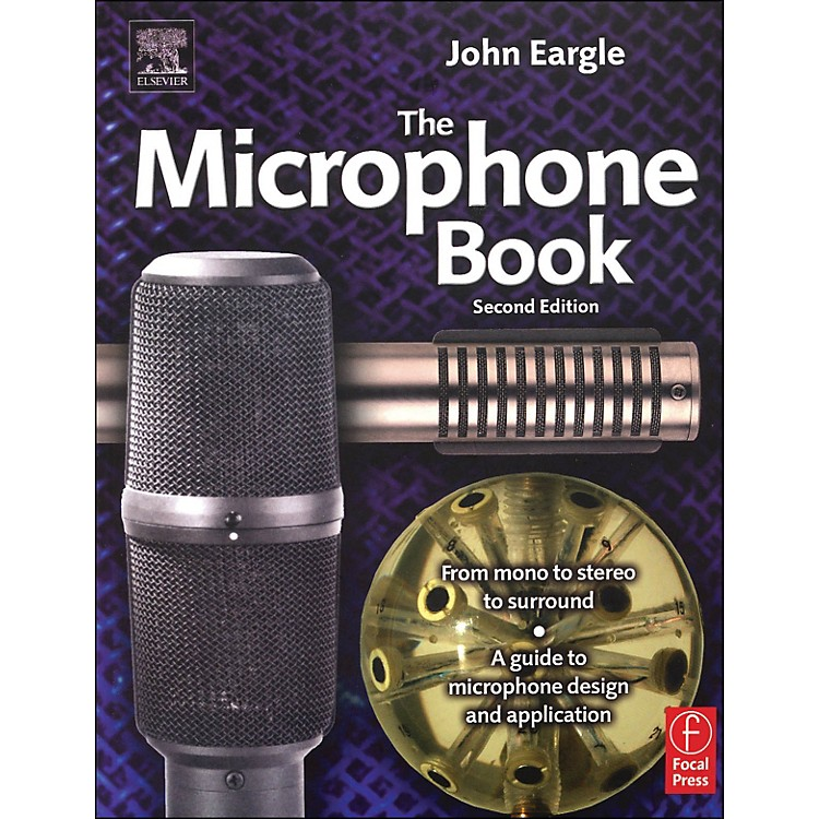 Hal Leonard The Microphone Handbook