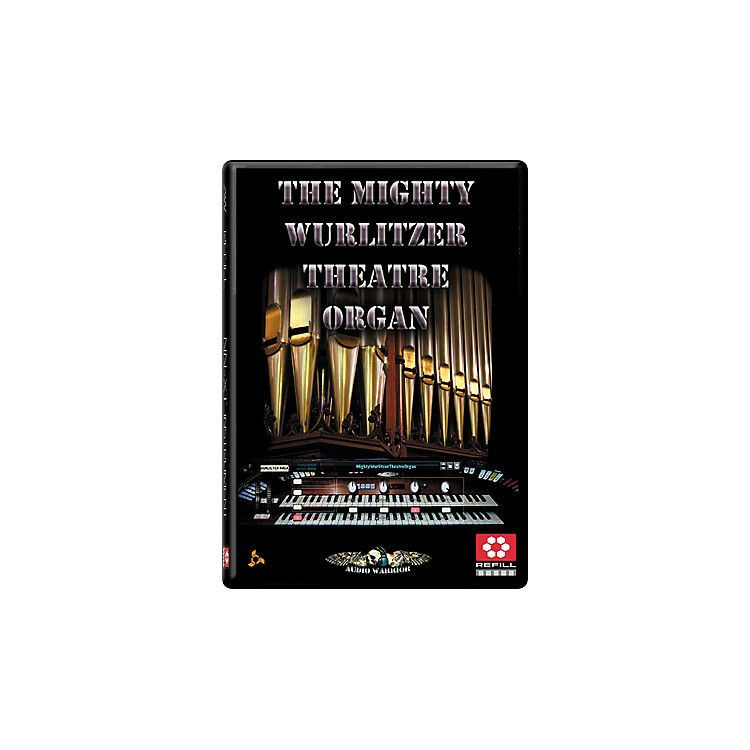 AudioWarrior The Mighty Wurlitzer Theatre Organ Reason Refill