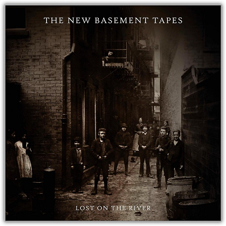 Universal Music GroupThe New Basement Tapes - Lost on the River Vinyl LP