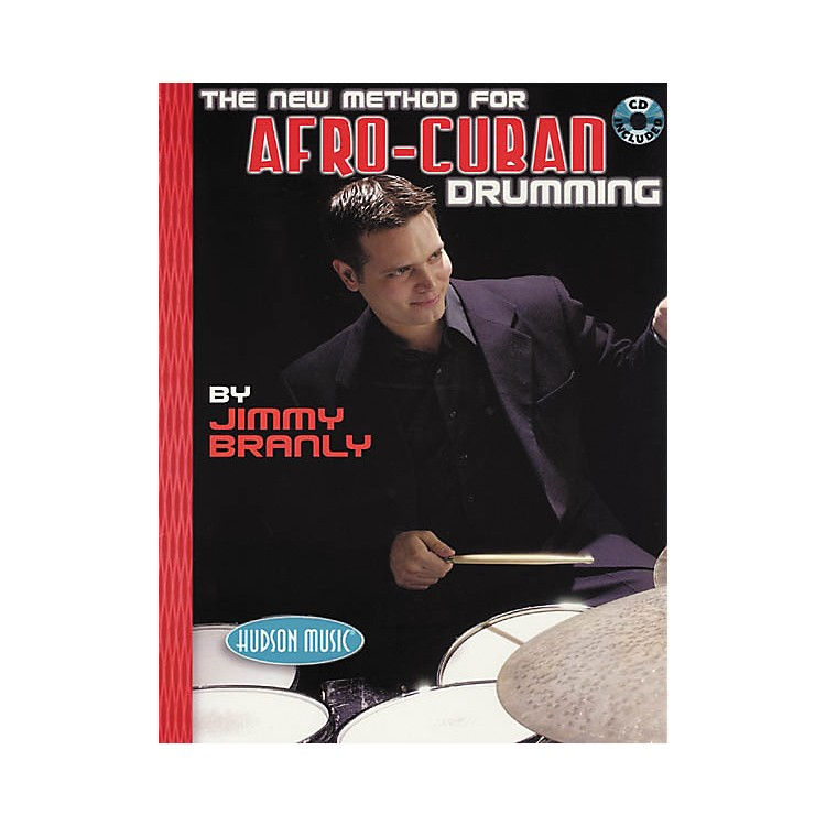Hudson MusicThe New Method for Afro-Cuban Drumming (Book and CD Package)