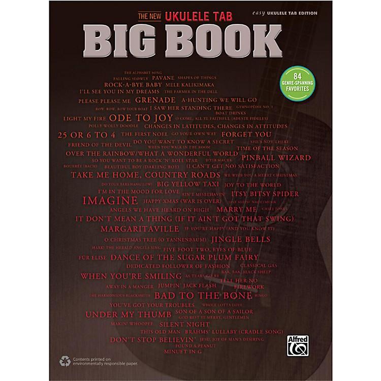 AlfredThe New Ukulele TAB Big Book