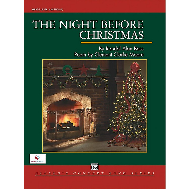 AlfredThe Night Before Christmas Grade 5 (Difficult)