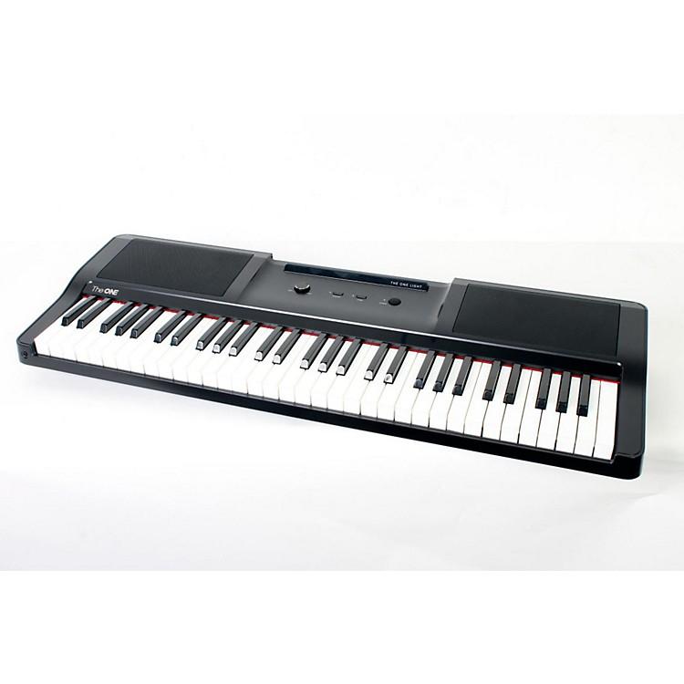 The ONE Music GroupThe ONE Smart Piano 61-Key Portable KeyboardBlack888365734477