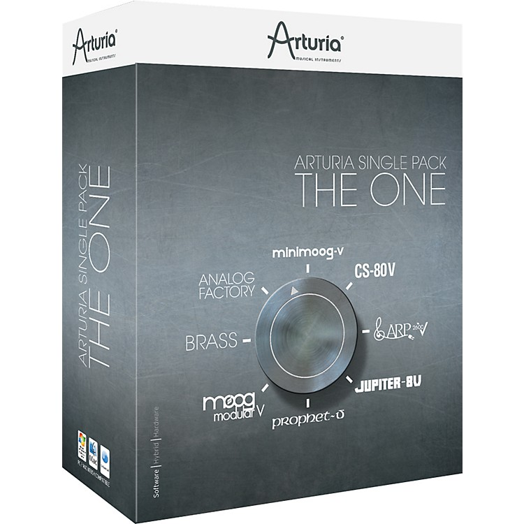 ArturiaThe ONE Virtual Instrument Software