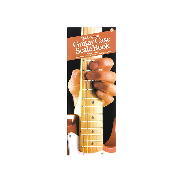 Music Sales The Original Guitar Case Scale Book