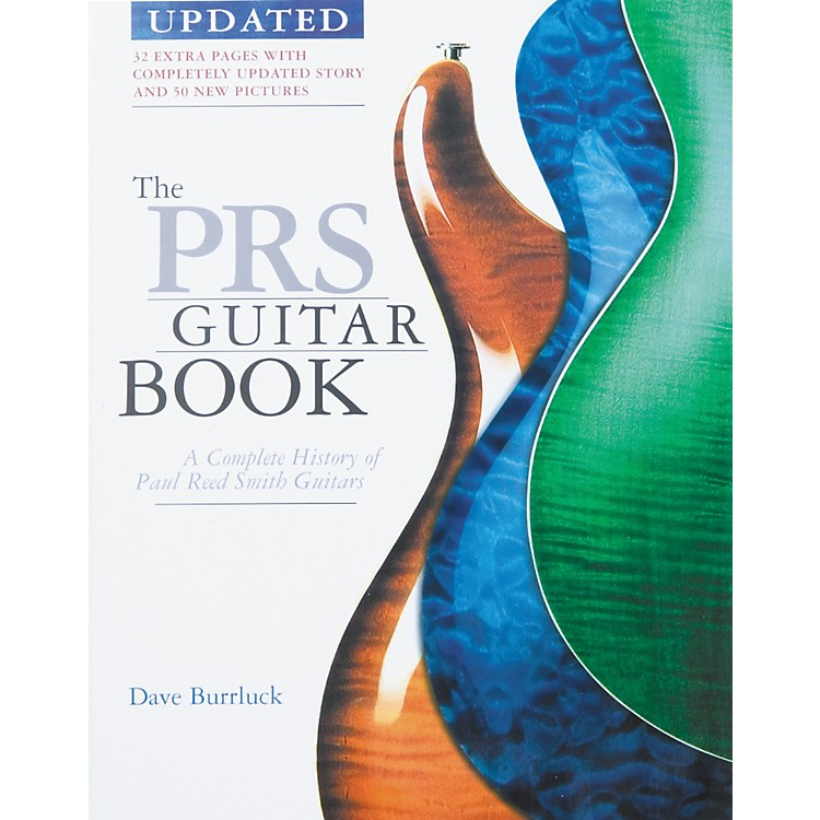 PRSThe PRS Guitar Book