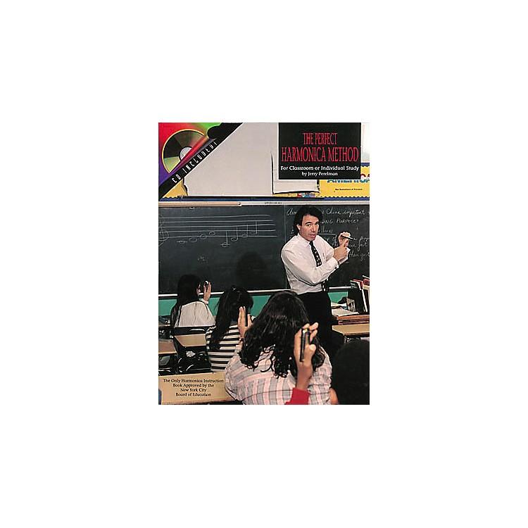 Centerstream PublishingThe Perfect Harmonica Method (Book/CD)