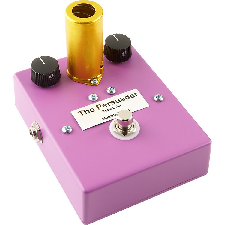 Mod Kits DIYThe Persuader Tube Drive Effects Pedal Kit