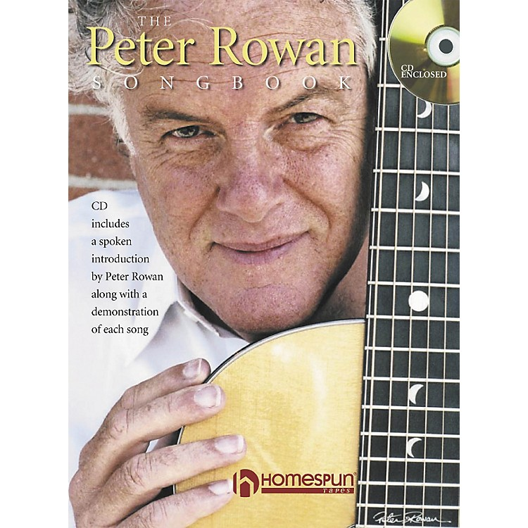 Homespun The Peter Rowan Guitar Tab Songbook