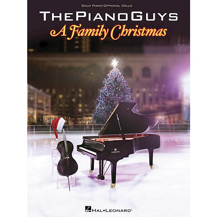 Hal Leonard The Piano Guys A Family Christmas