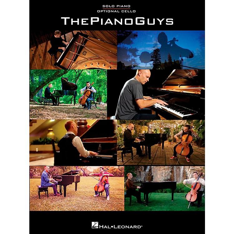 Hal LeonardThe Piano Guys for Solo Piano with Optional Cello