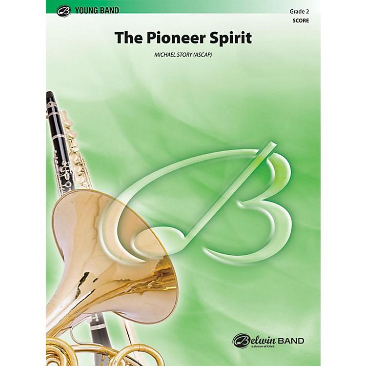 AlfredThe Pioneer Spirit Concert Band Grade 2 Set