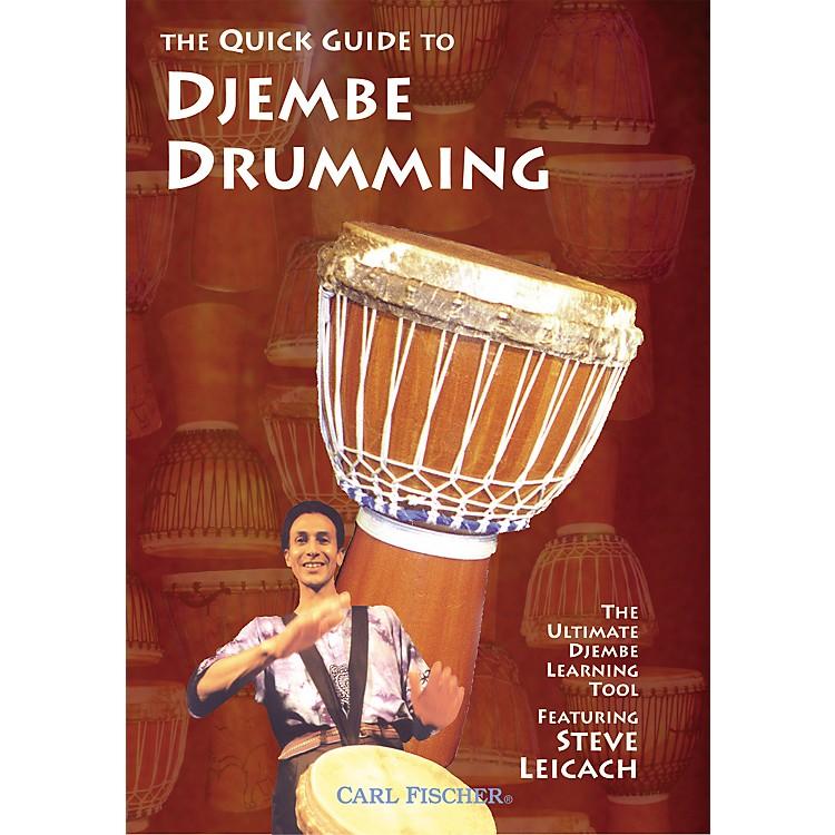 Carl FischerThe Quick Guide to Djembe Drumming (DVD)