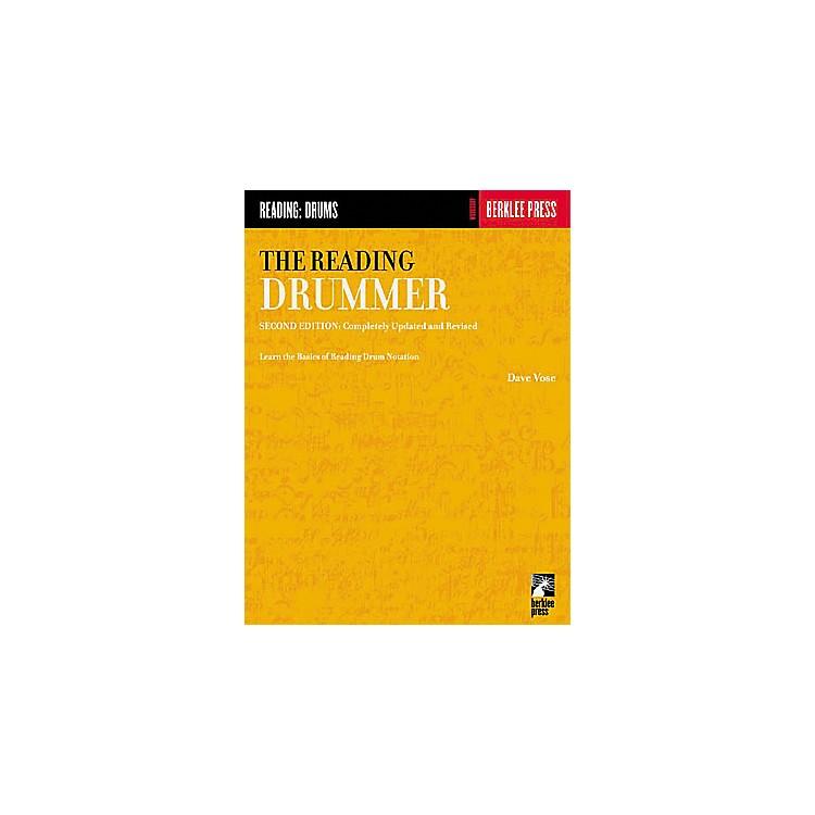 Hal LeonardThe Reading Drummer - Second Edition Book