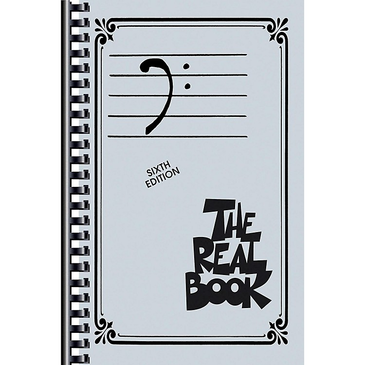 Hal Leonard The Real Book Volume 1 (Bass Clef Edition) - Mini Size