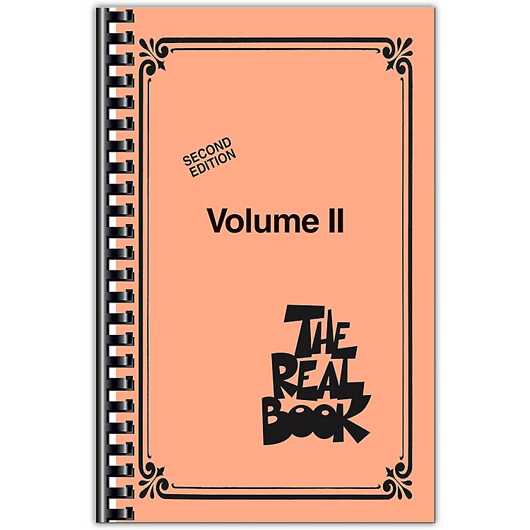 Hal LeonardThe Real Book Volume 2 (C Edition) - Mini Size